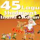 Lagu Sholawat Anak Islami dan Adzan - Free (app)