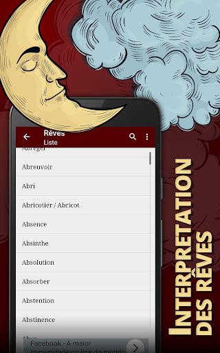Dictionnaire Des Ru00eaves et Interpretation  screenshots 2