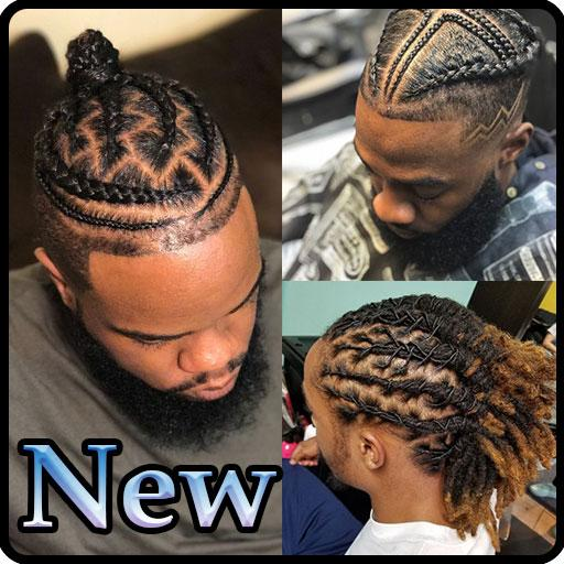 African Men Braid Hairstyles