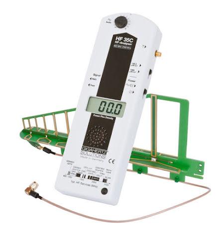 Microwave meter HF35C