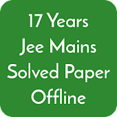 17 Years Jee Main Solved Papers Offline