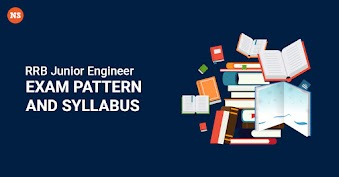 RRB Junior Engineer Exam Pattern and Syllabus