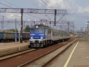 """Photo: EP07-1007, TLK """"Sielawa"""" Olsztyn Główny - Wrocław Główny {Jabłonowo Pomorskie; 2013-07-14}"""