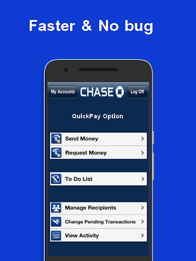 PayWith - Chase QuickPay Advice 3 screenshots 3