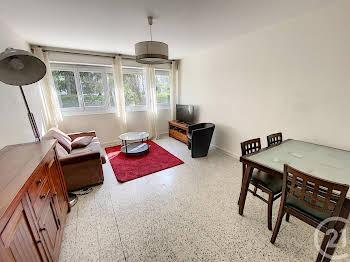 Appartement meublé 5 pièces 87,34 m2