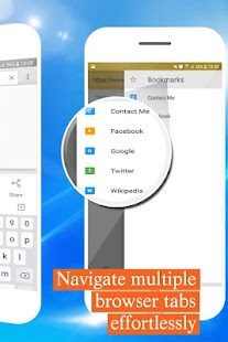 Fu Web Browser: Fast & secure - náhled