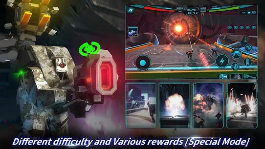 SquadflowM : Battle Arena 4