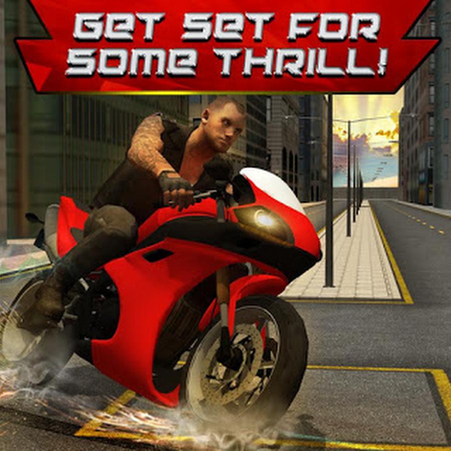 ♪ ဆိုင္ကယ္ေမာင္း၀ါသနာပါသူမ်ားအတြက္ - City Biker 3D v1.0 Modded Money Apk ♫