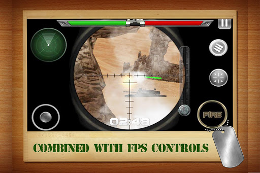 タンク戦争攻撃2015|玩動作App免費|玩APPs