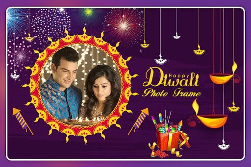 Diwali Photo Frames : Diwali Photo Editor 1.0 screenshots 4