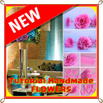 Tutorial Handmade Flowers
