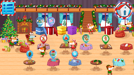 Foto do Santa's workshop: Christmas Eve