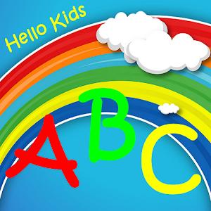 """""""Hello Kids - Tiếng Anh cho bé"""" - Phần mềm học tiếng anh cho bé qua flashcards"""