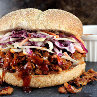 Vegan Pulled Jackfruit