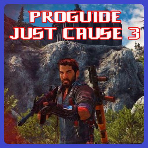PROGUIDE JUST CAUSE 3