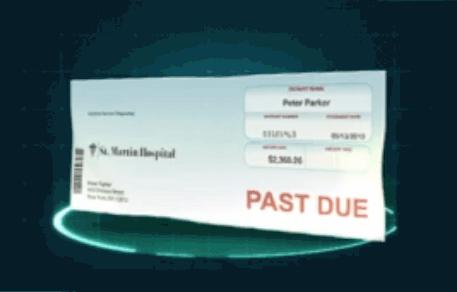 病院の請求書