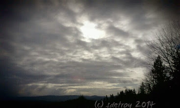 Photo: I am grateful for clouds that changes every day..