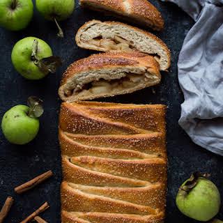 Apple Cinnamon Brioche.