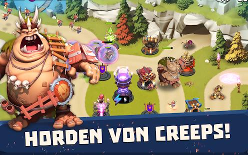 Castle Creeps TD Screenshot