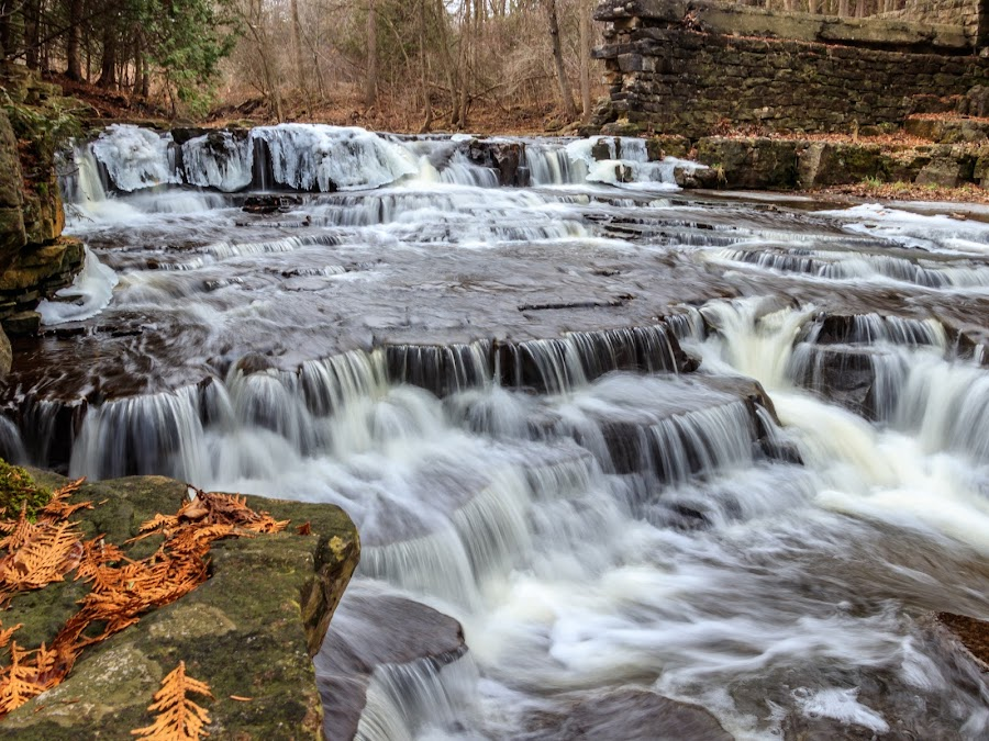 Devils River Falls by Kathy Suttles - Landscapes Waterscapes ( open shutter, suttleilmpressions, smooth water, flowing water, long exposure, rocks & water magic, devils river )