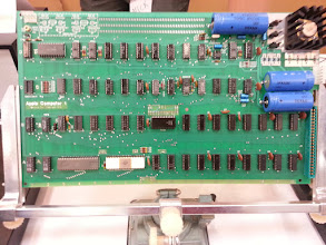 Photo: Reproduction Apple I system board