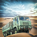 Drive Indian Army Truck icon