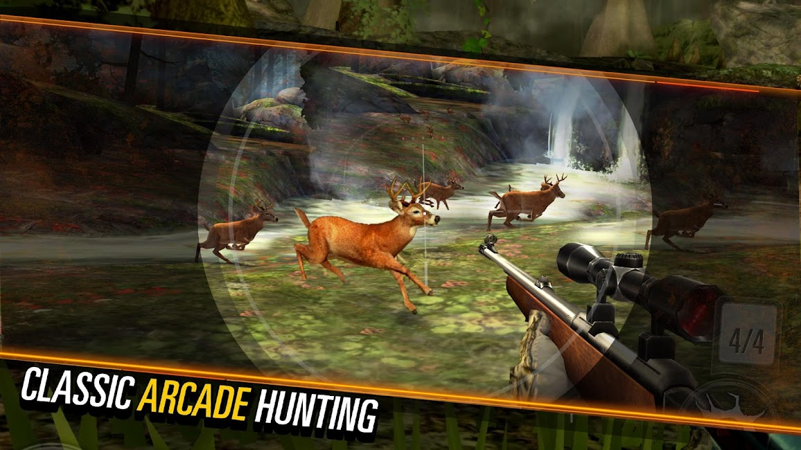 #8. DEER HUNTER CLASSIC (Android)