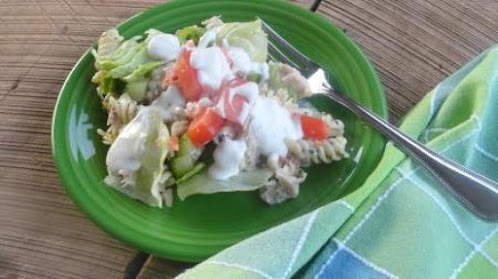 Spring Salad Stack-Up