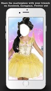Princess Kids Photo Maker - náhled