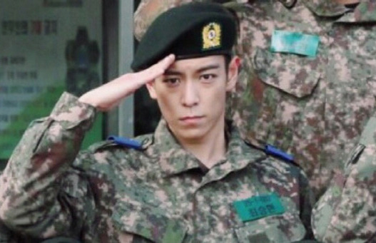 bigbang top military return