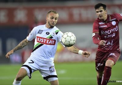 """Remacle est ravi: """"Je ne remercierai jamais assez Charleroi de la chance qui m'est offerte"""""""