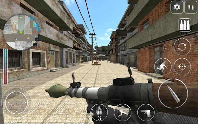 Call Of Modern Warfare : Secret Agent FPS Android 11
