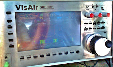 Photo: Stand alone SDR DSP/DDC VisAir
