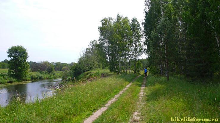 река Шоша поход