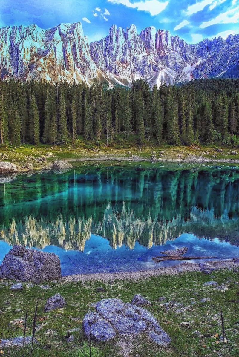 Carezza lake di zanshin