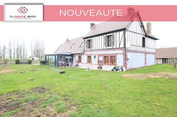 maison à Sainte-Colombe-la-Commanderie (27)