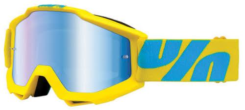 100% Accuri Goggle, Fiji (Mirror Blue)