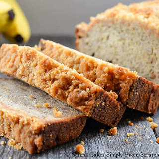 Banana Bread Coffeecake
