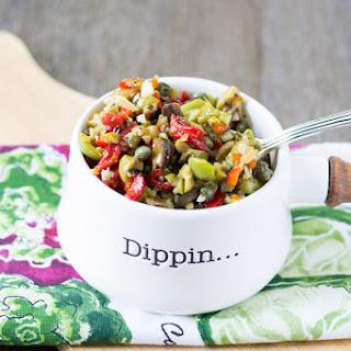 New Orleans Olive Salad
