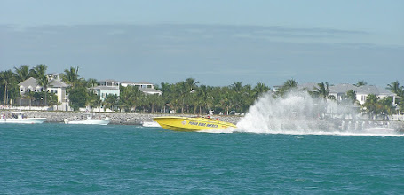 Photo: Pace boat