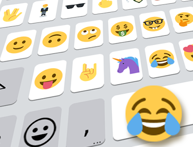 Emoji keyboard - Cute Emoji screenshot 4
