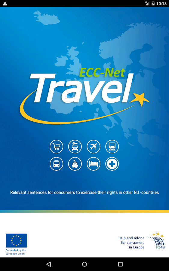 ECC-Net: Travel - screenshot