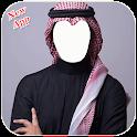 Arab Men Dress Photo Editor New icon