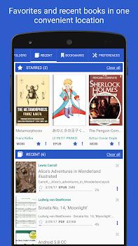 Librera: Book Reader of all formats and PDF