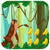 Jungle Monkey banana subway™