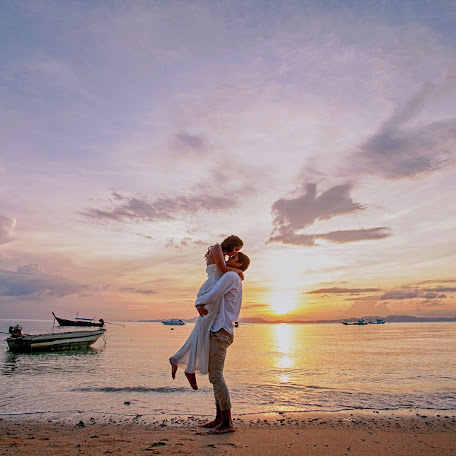 Wedding photographer Chumpon Hongkhiab (eddphotographer). Photo of 21.01.2018