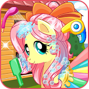 Game Pony makeover hair salon APK for Windows Phone