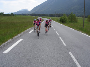 Photo: Flat valley riding, Thorenc