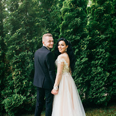 Wedding photographer Dima Zverev (Benevolente). Photo of 09.08.2017