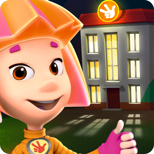 Fiksiki Dream House Games & Home Design for Kids file APK for Gaming PC/PS3/PS4 Smart TV